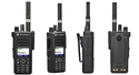 Motorola Digital VHF Hand Held Set