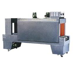 Semi Automatic Shrink Tunnel Machine