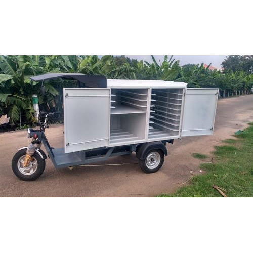 Food and Beverage Transport Vehicle