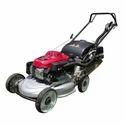 Red And Black Honda Lawn Mower Hrj216k2
