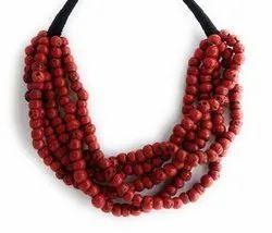 Red Tibetan Necklace