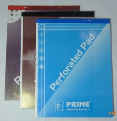 Rectangular Paper Prime Notepads No.4
