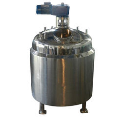 Stainless Steel High Pressure Reactor, Storage Capacity: 100 Litre, Material Grade: SS304