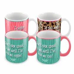 Corporate Printed Coffee Mug