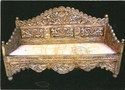 Royal Elegance Wedding Sofa