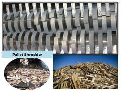 Pallet Shredder