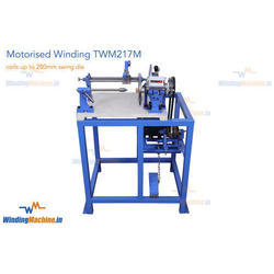 TWM217M Secondary Transformer Coil Winding Machine