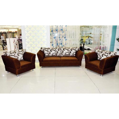 Ordinaire Designer Velvet Sofa Set