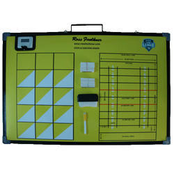Rugby Stats Tactic Board with Timer