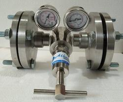 Line High Pressure Gas Regulator