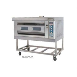 Toastmaster Single Deck Gas Baking Oven with Steam & Digital Pannel