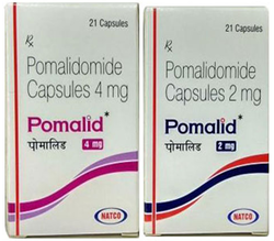 Pomalidomide Capsules 4 mg