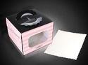 Duplex Cake Box