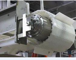Conveyor Drum Motor Van Der Graaf, SSVTM100