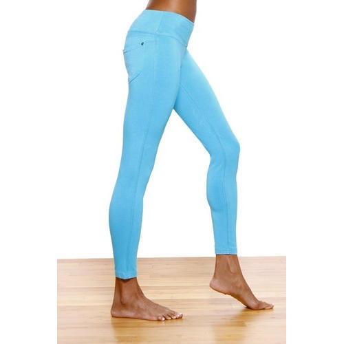 f1a8b217fbcf3 Plain V Cut Lycra Cotton Leggings, Size: Free Size, Rs 125 /piece ...