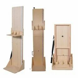 Collapsible Baby Height Measuring Wooden Board