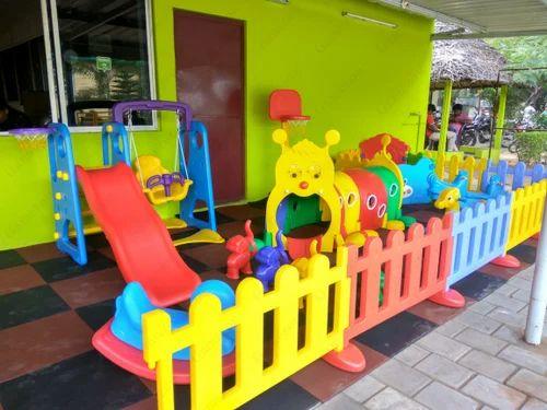 Indoor Playground Set at Rs 4000 /set | Sai Baba Colony | Coimbatore ...