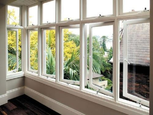 Window Designs to Guide or Deflect Air Flow