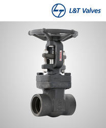 L And T Gate Valve