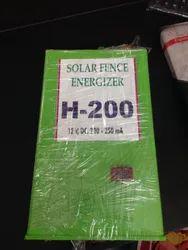 Solar Fencing Energizer H 200