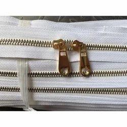 Bags Garments Teeth Brass Zipper