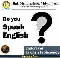 Diploma in English Proficiency