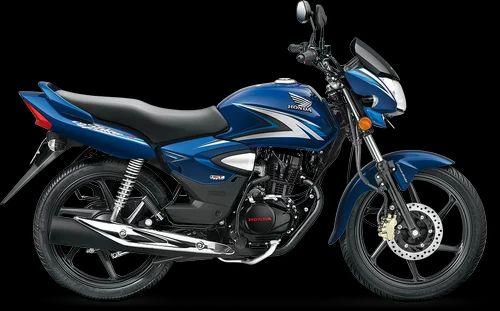 Honda Bikes Shine 125cc Price