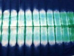 Block Printed Dress Material Fabric