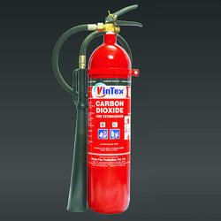 CO2 4.5kg Fire Extinguisher