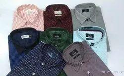 Printed Cotton Shirts