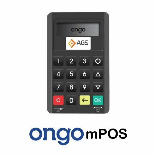 Ongo Credit Card Machine, for Supermarket