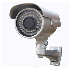 Night and Day Infrared CCTV Camera