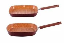 Forged Square Fry Pans