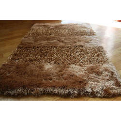 Brown Shaggy Carpet
