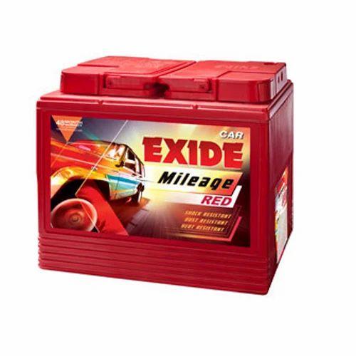 Exide Car Battery >> Exide Mileage Car Battery 35ah Battery