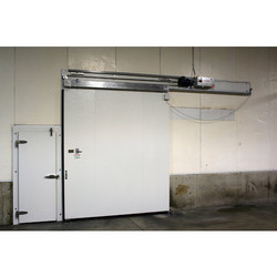 Automatic Sliding Cold Storage Door