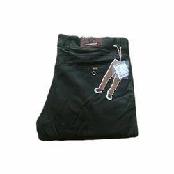 Plain 28-40 Mens Cotton Trouser