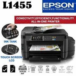 Color Inkjet Epson L1455 Printer, Paper Size: A3
