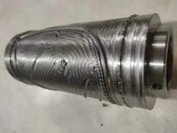 Reusable N 95 Mask Roller Die, Model Name/Number: Keytex, Capacity: 77.1mm Diameter