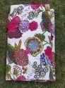 Indian Kantha Quilts Cotton Throw Bird Design Decor Art Bed Spread
