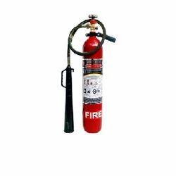 SafePro CO2 Type Fire Extinguisher- 2 KG