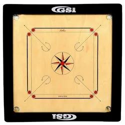 Carrom Board Tournament Gloss Finish