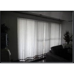 PVC Home Window White Blind