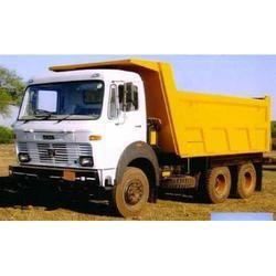 Hyva Dumper Truck
