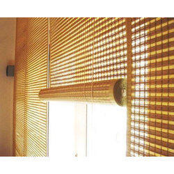 Window Wooden Chick Blind, Thickness: 0.57 mm