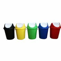 Plastic Swing Dustbin