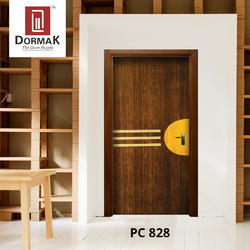 PC-828 Waterproof Designer Wooden Door