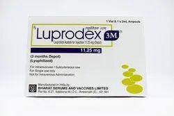 LUPRODEX 11.25 MG