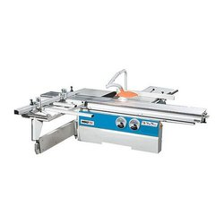 Semi Automatic Sliding Table Panel Saw