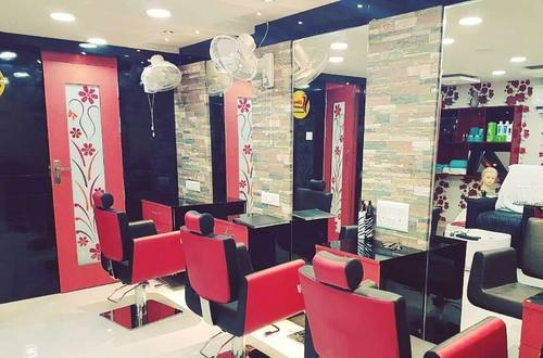 Parlour Salon Interior Design Beauty Parlour Interior Work Salon